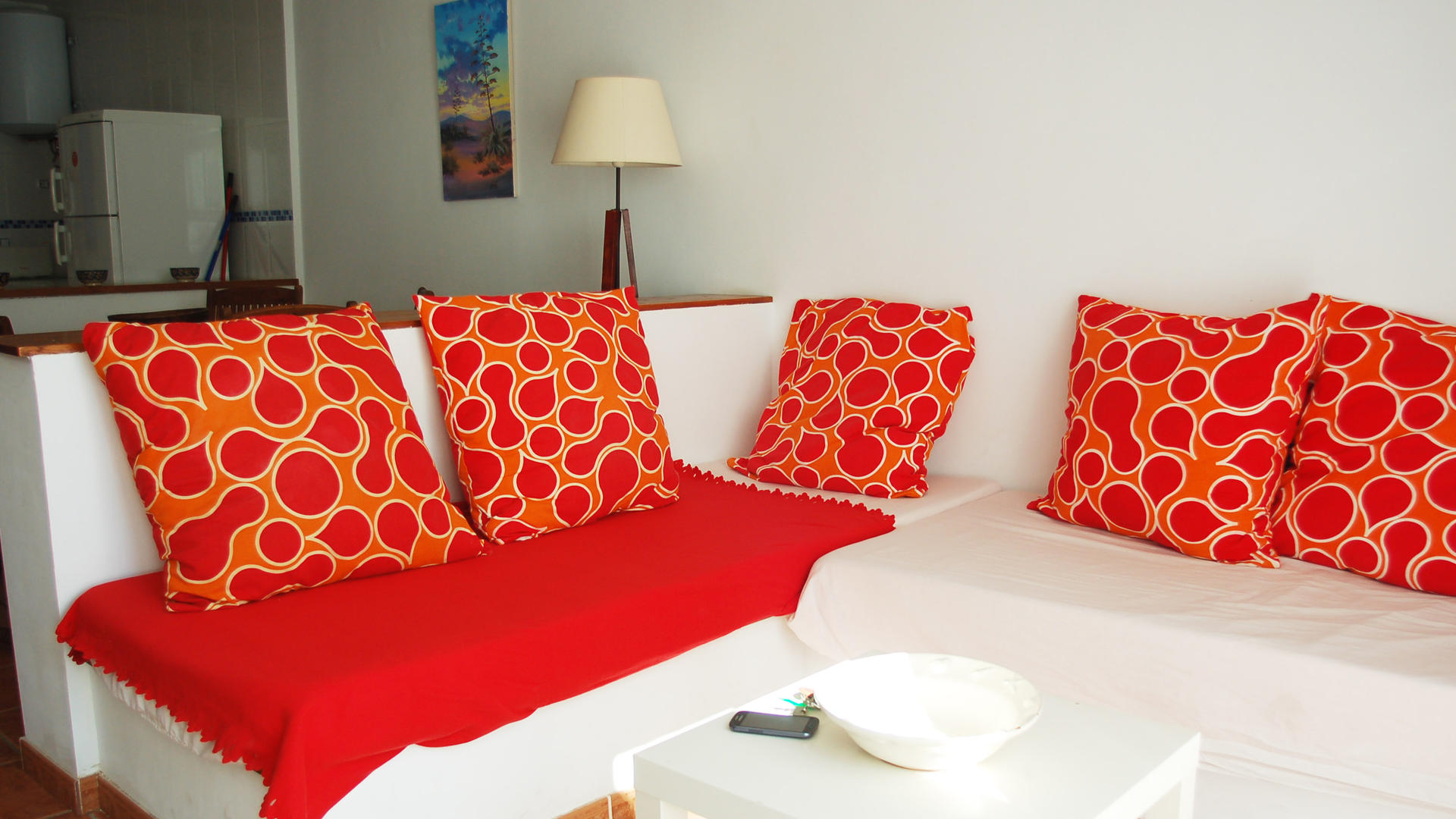 Apartment -                                       Las Negras -                                       2 bedrooms -                                       6 persons