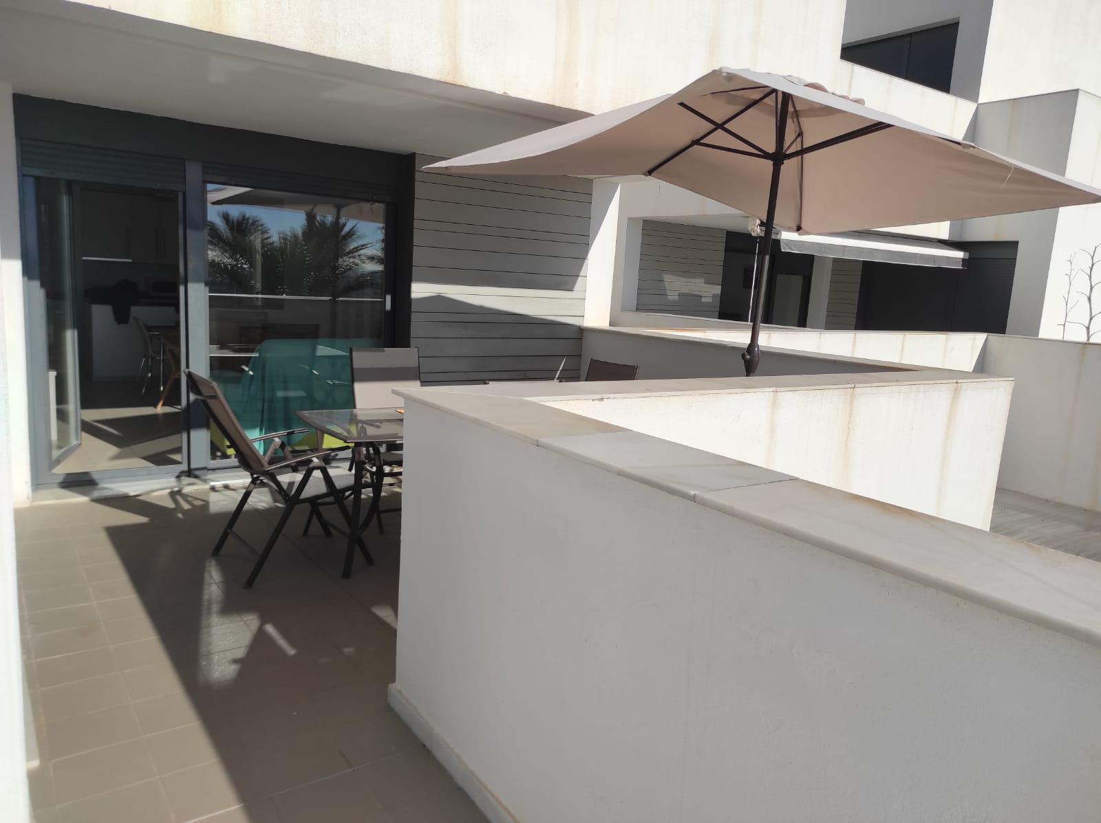 Apartment -                                       Las Negras -                                       2 bedrooms -                                       5 persons