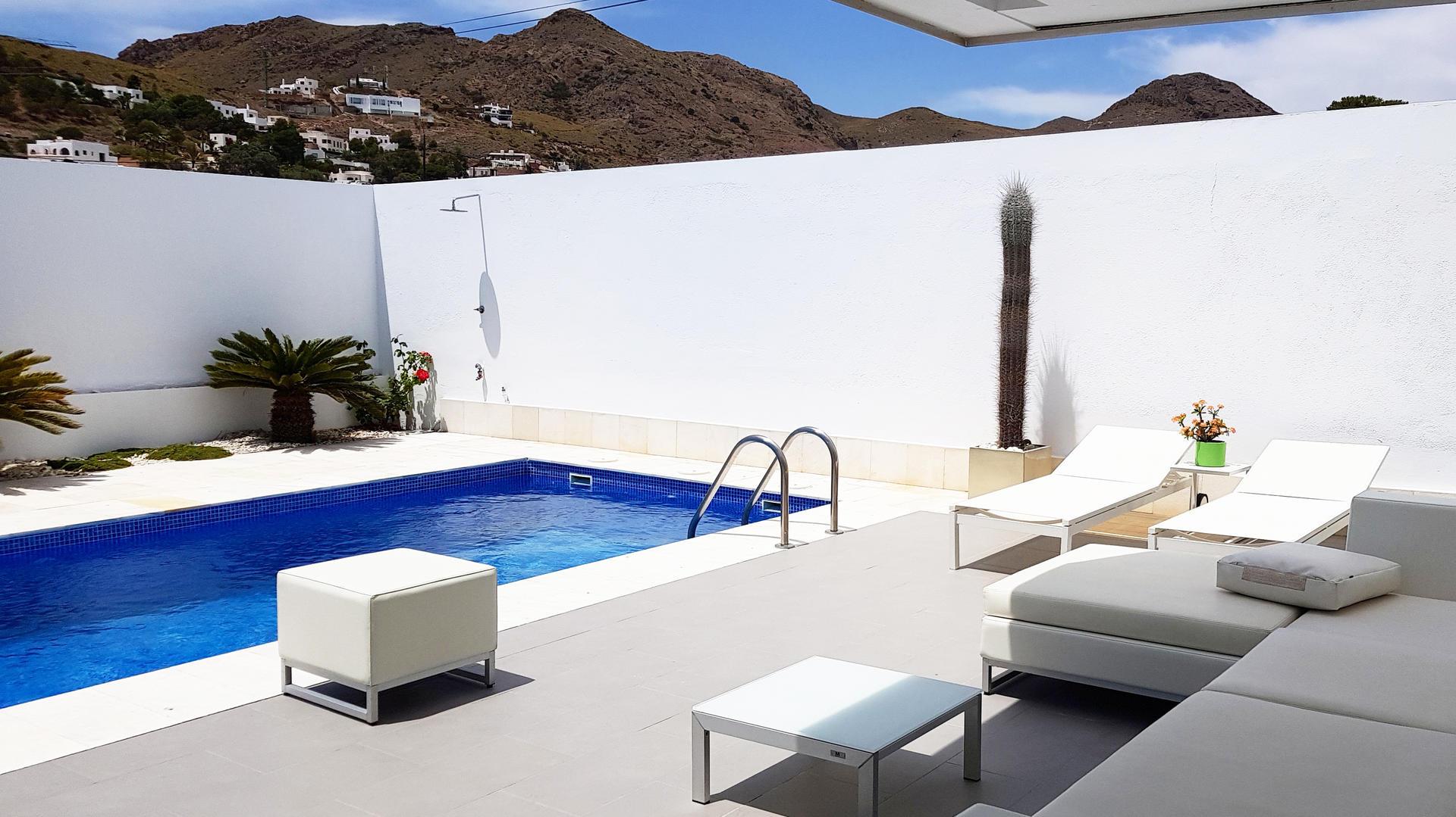 Chalet -                                       Las Negras -                                       3 bedrooms -                                       6 persons