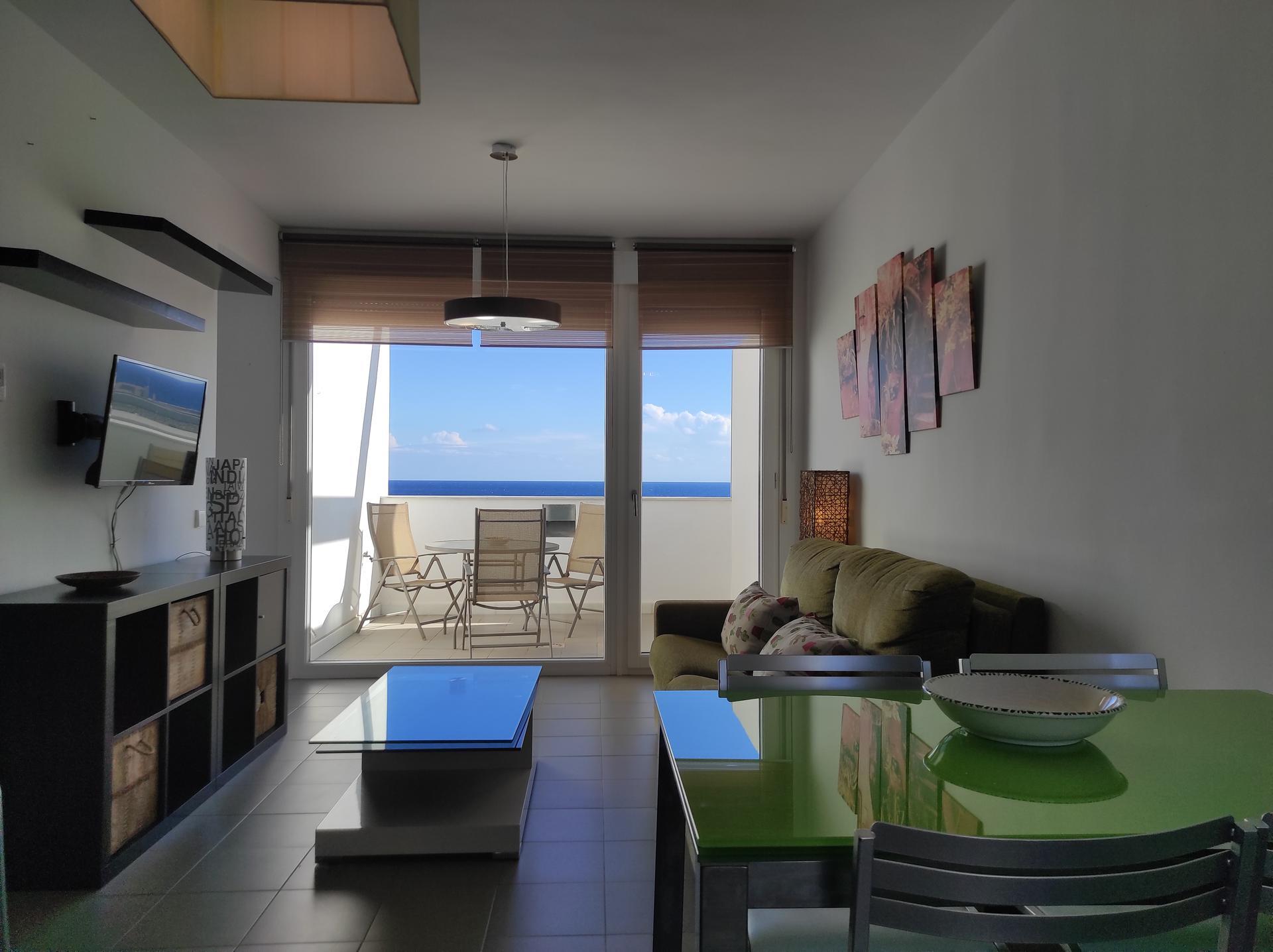 Apartment -                                       Las Negras -                                       1 bedrooms -                                       4 persons